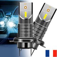 2X 110W 30000LM H7 CREE Kit de phares LED ampoule haut-bas faisceau 6000K blanc