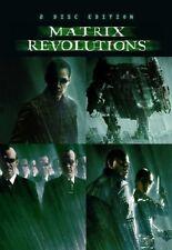 MATRIX REVOLUTIONS (Keanu Reeves, Carrie-Anne Moss) 2 DVDs