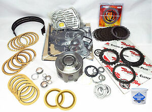 98-03 4L60E 4L65E Transmission Rebuild Kit - UPGRADED FOR HEAVY DUTY GM TRUCKS