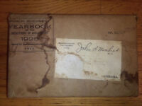 Yearbook of the Department of Agriculture 1925 USA John H. Morehead NEW