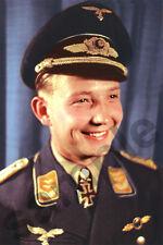 aviation art pilot postcard colour WW2 Max Ostermann Luftwaffe JG 54 photo