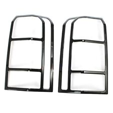 Fit 2011 2017 Jeep Patriot Black Taillight Cover Rear Lamp Protection Trim Frame Fits 2012 Jeep Patriot