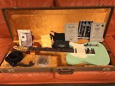 Fender Custom Shop 1959 Telecaster Journeyman Relic Surf Green