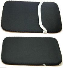 "Manga negra cubierta de bolsa caso de neopreno para 10"" - Tablet 10.5"" Pulgadas Portátil/iPad"