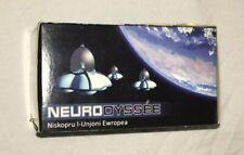 VERY RARE NEURO OYSSEE EU EUROPEAN UNION CARD GAME MALTESE EDITION MALTA