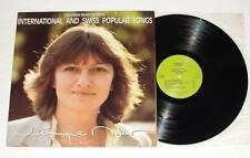 VERONIQUE MULLER International And Swiss Popular Songs LP Vinyl FOC * RARE