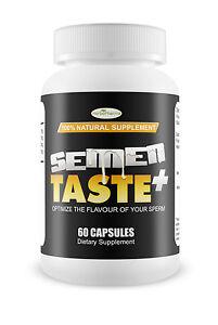 SEMEN TASTE Sweet Delicious Better Tasting Flavour Sperm Semen Man Milk