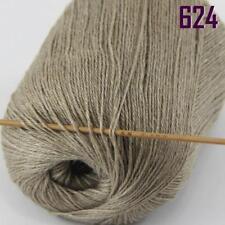 Sale New 1 Ball x 50gr Luxurious Soft Mongolian Pure Cashmere Hand Knit Wool 24