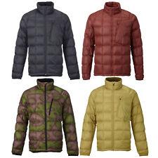AK Burton Baker Insulator Down Jacket Herren-Daunenjacke Winterjacke Skijacke