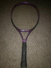 Womens WEED Lady Zone Tennis racquet.      4 3/8 Purple
