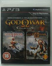 God Of War. Collection. Ps3. Fisico. UK Castellano