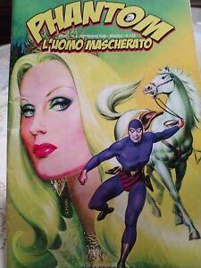 L'uomo Mascherato The Phantom Comic Italian