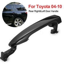 Car Rear Right & Left Exterior Door Handle Fit For Toyota Sienna VAN 2004-2010