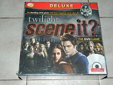 Twilight Scene It? - DVD Interactive Board Game (englisch) - Deluxe Version