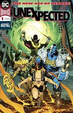 THE UNEXPECTED (DC Comics) #1 #2 #3 Dark Nights Metal - New Age of Heroes