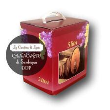 Cannonau di Sardegna DOP 2013 Bag in Box lt.5 - Vini Sfusi Sardegna -