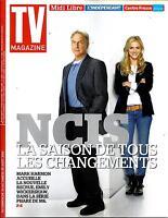 "TV MAGAZIN NR21786 24 AUGUST 2014 ""NCIS"" WICKERSHAW & HARMON/FOSSEY/"""