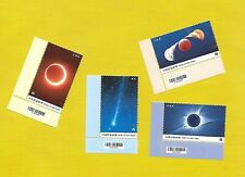 "TAIWAN CHINA  2020 - postfrisch**MNH - ""Astronomie - Sonnenfinsternis - Komet"""