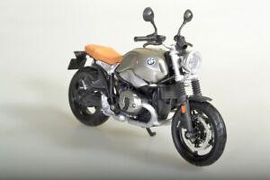 BMW R Nine T Scrambler - Maisto 1/12-