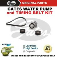 GATES FAN BELT PULLEY KIT for MERCEDES BENZ SPRINTER Chassis 313 CDI 2000-2006
