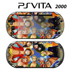 Vinyl Decal Skin Sticker for Sony PS Vita Slim 2000 One Piece New World 1