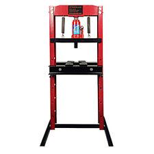 12T Hydraulic Workshop Garage Shop Press & Bottle Jack Pressing Plates Bearing