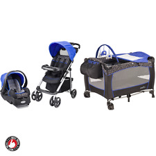 Baby Stroller And Car Seat Combo For Boys Infant Playard Crib Portable Babysuite