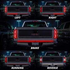 49'' LED Tailgate Strip Bar Truck Light STOP/BRAKE For Ford F-150 Toyota Tundra