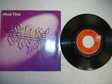 Rock Unplayed Picture Sleeve NM! 45 STYX Music Time / Heavy Metal Poisoning