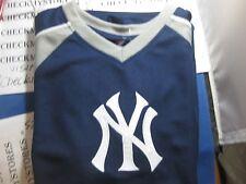 NWT NEW YORK  NY YANKEES T-SHIRT MAJESTIC GENUINE MLB PRODUCT YOUTH XL