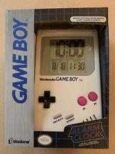 Nintendo Gameboy Alarm Clock ~ Official Super Mario Land Alarm Sounds ~ NEW