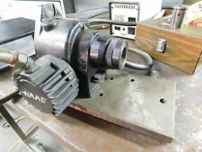 Haas 4th Axis Indexer 5C Collet Closer with Servo Controller