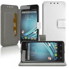 Housse Coque Etui Universel XL Couleur Blanc pour Samsung Galaxy Note 4