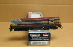 ATLAS 7814 HO Canadian Pacific (Ph. 2) FM Train Master #8907
