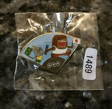 2020 Tokyo Olympic Games  Hand Off From 2016 Rio Games NHK Domo Kun Pin