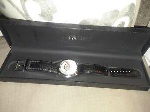 STAUER 1930 Dashtronic Stainless Steel Automatic  Wristwatch NIB