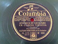 78 rpm - FLETCHER HENDERSON - The Whiteman Stomp  - COLUMBIA DF 3081