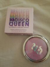 "URBAN DECAY Holographic Highlight Powder ""DISCO QUEEN"" 9g BRAND NEW IN BOX"
