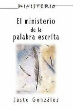 El Ministerio de la Palabra Escrita - Ministerio Series Aeth: The Ministry of th