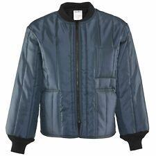 RefrigiWear Mens Econo-Tuff Lightweight Fiberfill Insulated Jacket Size Small