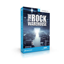 Toontrack SDX The Rock Warehouse - Sample-Library