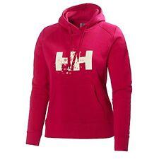 HELLY HANSEN Sudadera con capucha para mujer azelea Pink Jotun Sweater con Capucha Top XS 8 BNWT