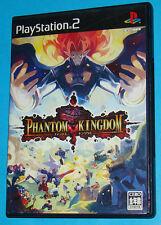 Phantom Kingdom - Sony Playstation 2 PS2 Japan - JAP