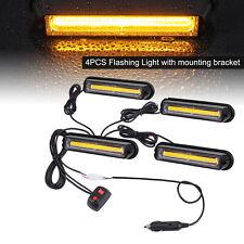 Haztec Switch Panel 6 Way 12v LED 4x4 Response Dashboard Light Bar Recovery