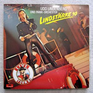 LP / UDO LINDENBERG / MIT POSTER / RARITÄT / 1983 /