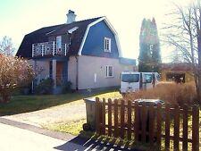 Haus in Småland-Nähe Vimmerby-127qm-1200qm-3 Schlafz. als Ferienwohnung o.Kaufen