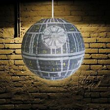 Offiziell Star Wars Todesstern Licht Farbton. Einfaches Anziehen Für