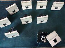 LEGRAND lot de 10 Prises RJ45  FTP Mosaic 2 modules - blanc