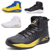 Herren Damen Jugend Basketballschuhe Schuhe High - Top Sportschuhe Sneaker 35-46