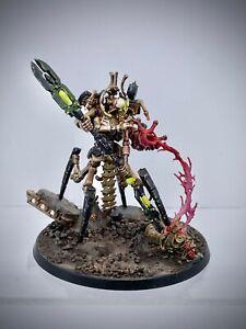 Warhammer 40,000 - Necrons Illuminor Szeras painted
